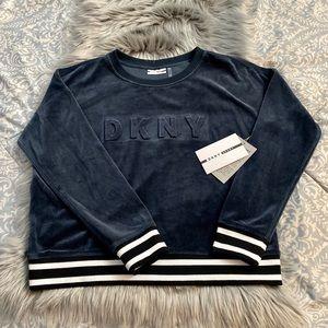 DKNY Dark Blue Sweatshirt